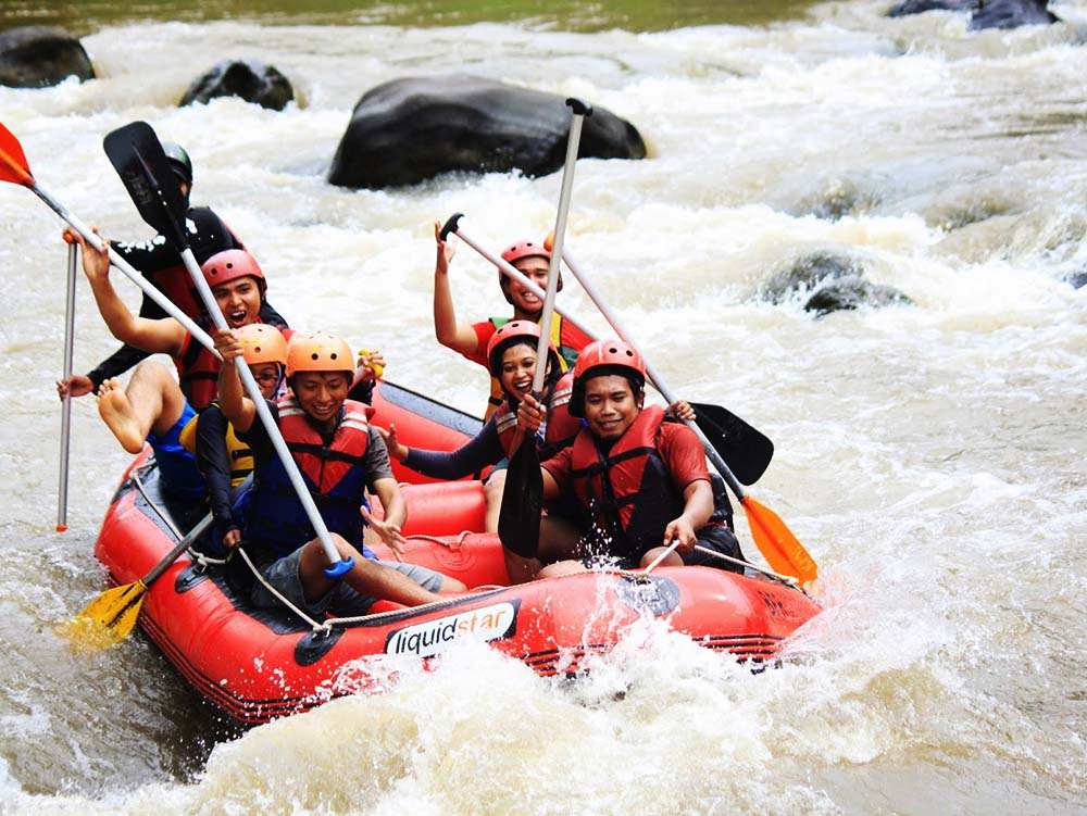 RAFTING + OUTBOUND ELLO (1D)